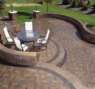 Adding Pavers To Concrete Patio Decorate Pics Photos Patio Design Ideas Concrete Patio Design Ideas