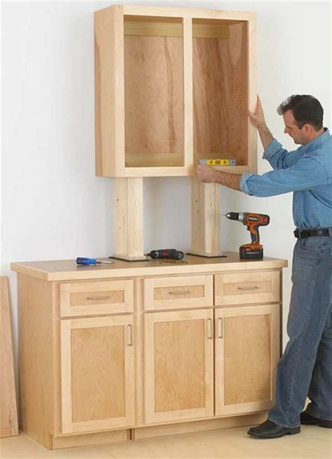 cabinets  easy  woodworking plan
