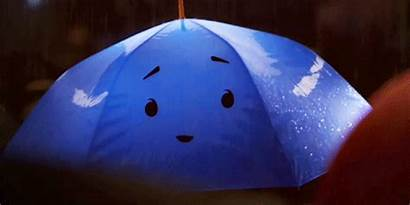 Umbrella Pixar Film Sneak Chuva Guarda Short