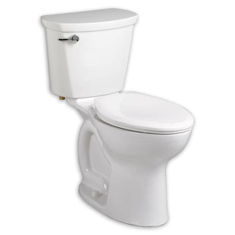 standard toilet height american standard 215aa 105 020 cadet pro right height elongated 1 28 gpf toilet 215aa 105 020