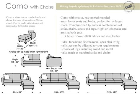 Como Corner Unit With Chaise