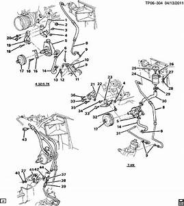 C5 Corvette Cooling System Diagram  Water Pump Inlet Kit