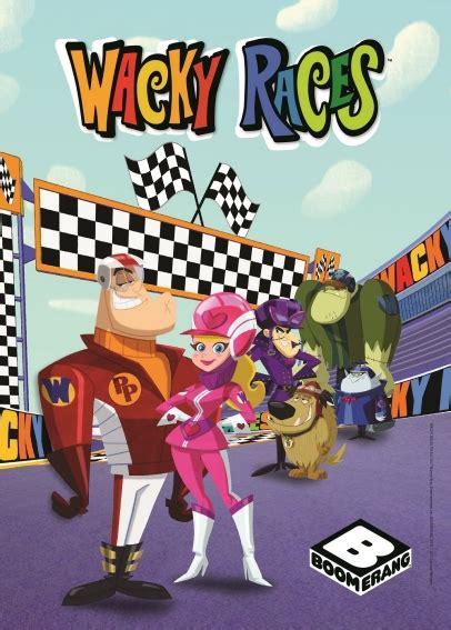 wacky races le corse pazze