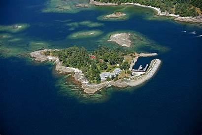 Island Columbia British Scott Islands Canada Owned