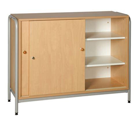 meuble bureau porte coulissante meuble bas porte coulissante
