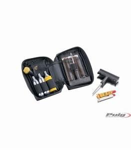 Kit Reparation Crevaison : kit pour la r paration d 39 une crevaison de roue moto puig 5982n ~ Medecine-chirurgie-esthetiques.com Avis de Voitures