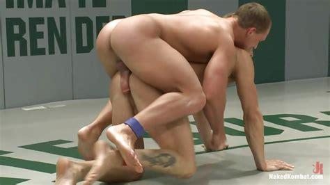 John Magnum Phillip Aubrey In Big Boys Wrestling And Fucking Hard HD From Kink Men