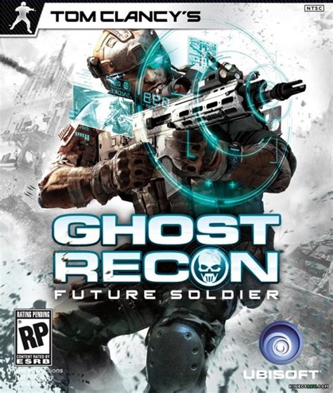 Tom Clancys Ghost Recon Future Soldier Ghost Recon