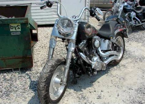 Wrecked Harley Motorcycles For Sale