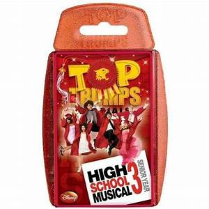 Top Trumps - High School Musical 3 | SOWIA