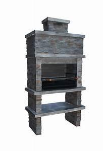 Beton Pas Cher : barbecue pas cher en beton ~ Edinachiropracticcenter.com Idées de Décoration