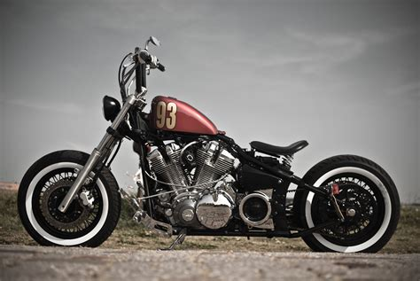 Wallpapers Xv1600, Bobber, Motorcycle, Bike, Design