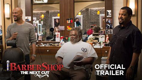 barbershop   cut official trailer  hd youtube