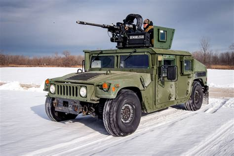 AM General Is Selling More Hummer H1s Now Than GM Ever Did ...