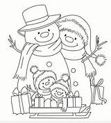 Coloring Pages Christmas Diy Cards Card Clear Cartoon Background Collage Transparent Stamps Stamp Colouring Adult Moving Tags Sheets Etsy Digi sketch template
