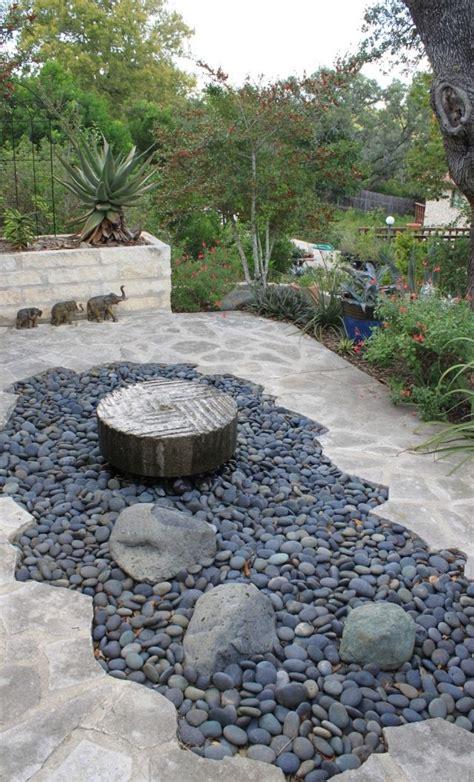 gartengestaltung mit steinen aequivalere