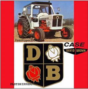 Case David Brown Db Tractors Shop Service Manual 770 870