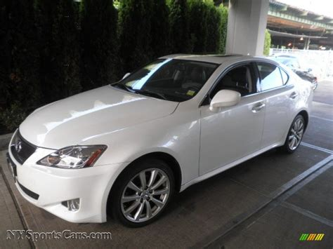 lexus coupe white 2008 lexus is 250 awd in starfire white pearl 025017