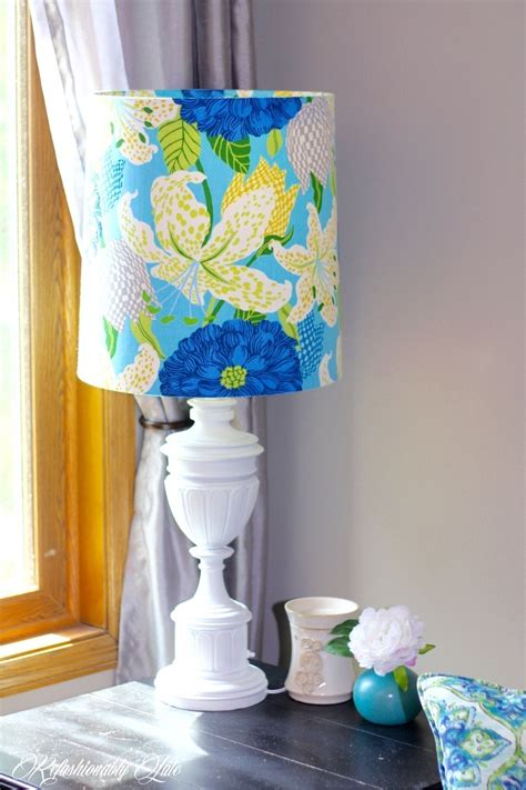 diy lamp revamp     lamp lampshade