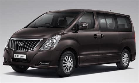 Hyundai H1 Elite Plus ใหม่ เพิ่มอ็อพชั่นพิเศษ เคาะ 1.529 ...
