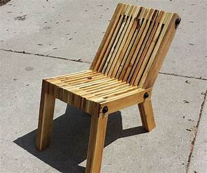 Reclined Pallet Wood Chair: 11 Steps (with Pictures)