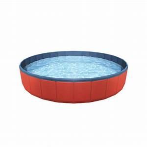 Piscine Plastique Rigide : piscine pour chiens tk pet pliable tiendanimal ~ Voncanada.com Idées de Décoration