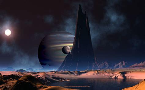 Space Planet Cool Desktop Backgrounds