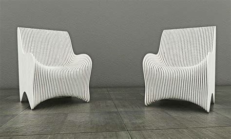 Chair Design Using Rhino3d