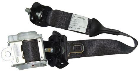 Hummer Sut Rear Passenger Side Seat Belt