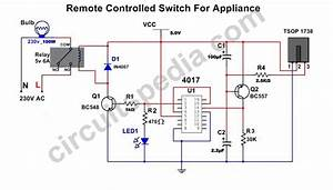 Diy A Compact Rc Switch  Ideas