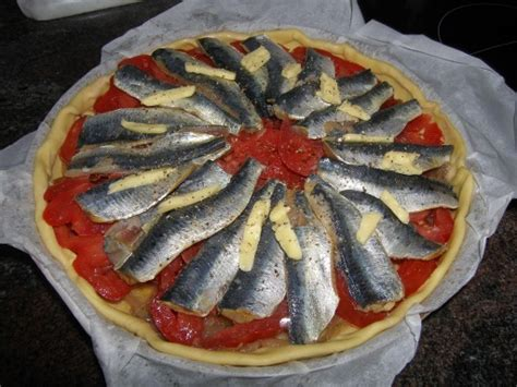 cuisiner des sardines fraiches tarte bretonne aux sardines fraîches la recette du dredi