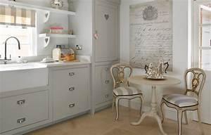 Küche Shabby Chic : stable cottage shabby chic style k che wiltshire ~ Michelbontemps.com Haus und Dekorationen