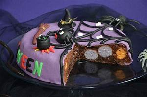 Gateau D Halloween : g teau d 39 halloween chocolat yaourt aux globules de zombies ~ Melissatoandfro.com Idées de Décoration