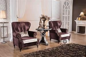 Säulen Fürs Wohnzimmer : wohnzimmer m bel luxus genie en lionsstar gmbh ~ Sanjose-hotels-ca.com Haus und Dekorationen