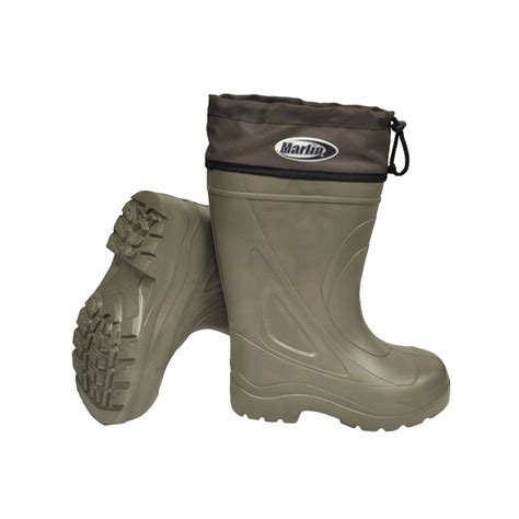 Marlin M1103 Deck Boots by Marlin M1103 Deck Boots Green