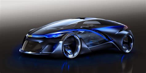 Shanghai International Auto Show 2015  Future Cars