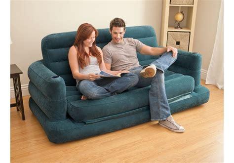 Intex Sofa Bed Materasso Gonfiabile Divano Poltrona 68566