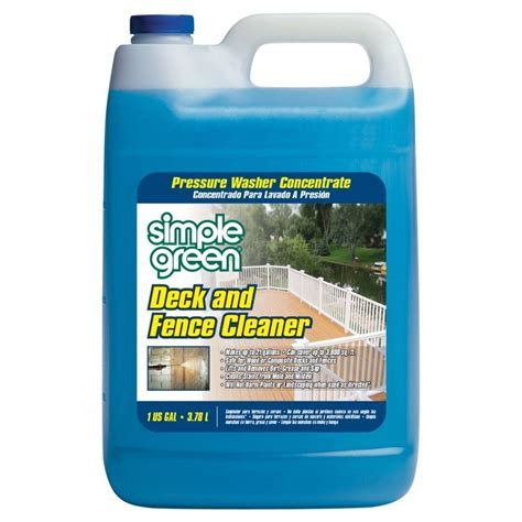 Simple Green Deck Cleaner