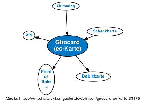 girocard ec karte definition gabler wirtschaftslexikon