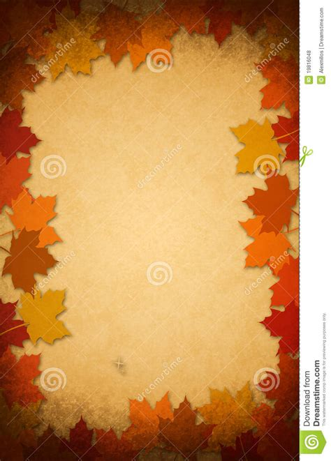 thanksgiving leaves    paper background royalty
