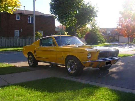 amazing mustang car 1968 mustang fastback car amazing classic cars