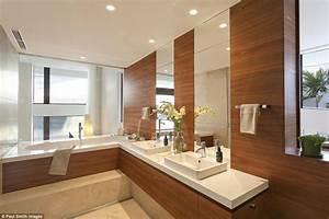 magnifique maison darchitecte en australie vivons maison With salle de bain design bois