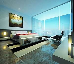 A, Living, Room, With, A, Glass, Panel, Window