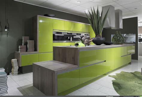 design cuisine cuisine design verte