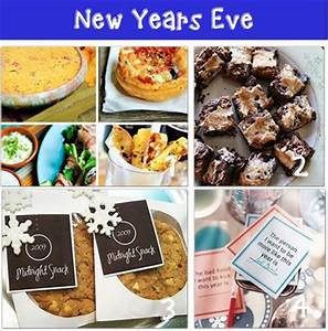 New Year's Ideas: Just Pinned! | Midnight snacks, Party ...