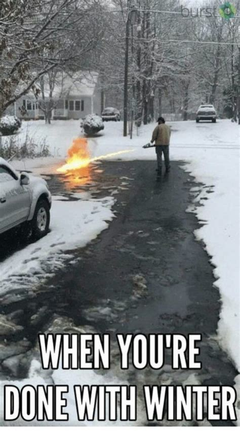 funny winter memes    laugh   cold weather