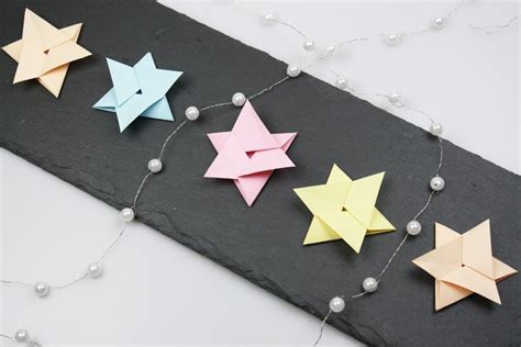 Origami-stern