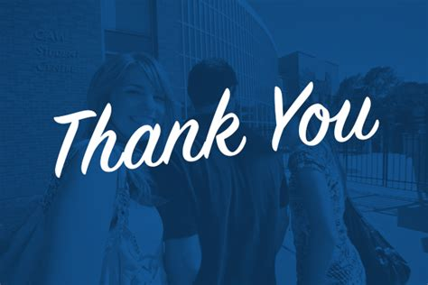 Thanking Your Donor Student Awards and Financial Aid