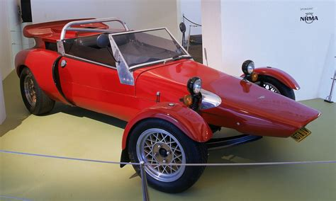 An Australian-made Sports Car