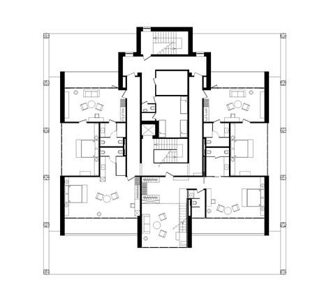 1 bedroom floor plans gallery of hotel in relax park verholy yod design studio